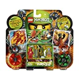 LEGO Ninjago Weapon Pack 9591
