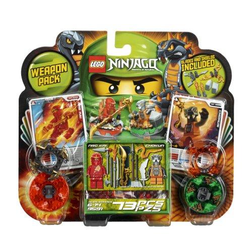 LEGO Minifiguren LEGO Bau- & Konstruktionsspielzeug Lego Ninjago Spinner