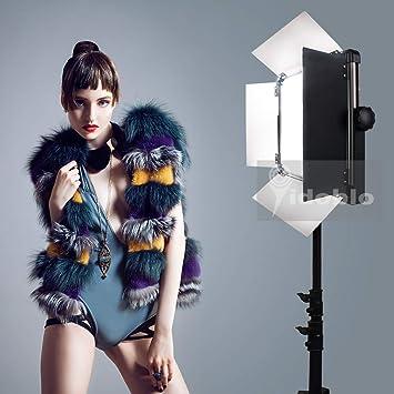 MDK-D-1500daylight Yidoblo D-1500 SMD led Video Light Single Color White Warm Light 5500k 120W Children Product Wedding Indoor Shooting