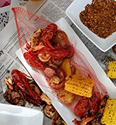 Cornucopia Seafood Boiling Bags (120-Pac...