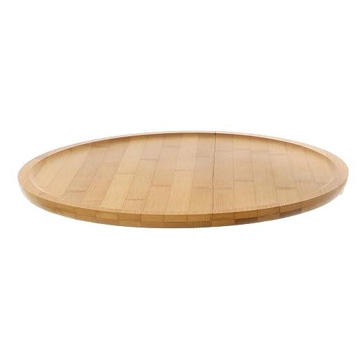 Bakaji 2831691 - Plato giratorio de mesa, bandeja para ...