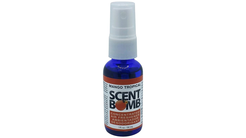 Scent Bomb Air Freshener: Mango Tropical (2 Pack)