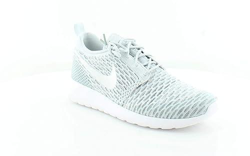 d2aa36249f137 Amazon.com   Nike Roushe Run Women's Athletic Pure Platinum Size 10 ...