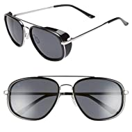 PRIVÉ REVAUX The Explorer Handcrafted Designer Rider Polarized Sunglasses For Men & Women, Affordable Designer Men's Sunglasses or Women's Sunglasses, Endorsed by Jamie Foxx