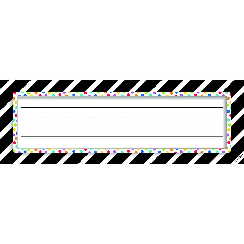 Creative Teaching Press Name Plate (4299)