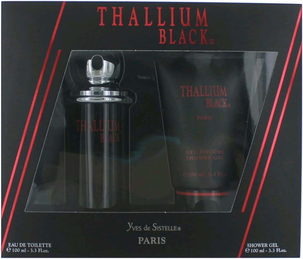 Yves De Sistelle Thallium Black 100ml3