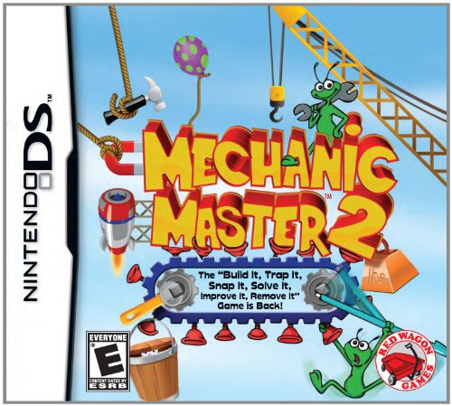 Mechanic Master 2 - Nintendo DS