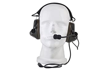 SINAIRSOFT Z-Tactical Sordin Tactical Auriculares Airsoft Comtac Z 041 ZComtac II Auriculares de Estilo