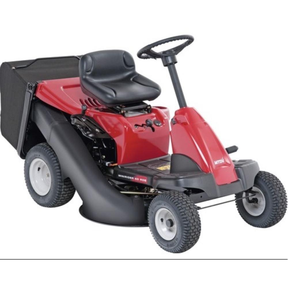 MTD 13AA26SC600 Tractor Cortacésped Minirider 60 RDE de ...