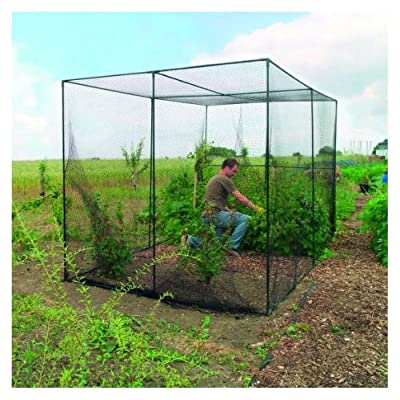 "Gardman 7662 Fruit Cage Large, 118"" Long x 78"" Wide x 78"" High"
