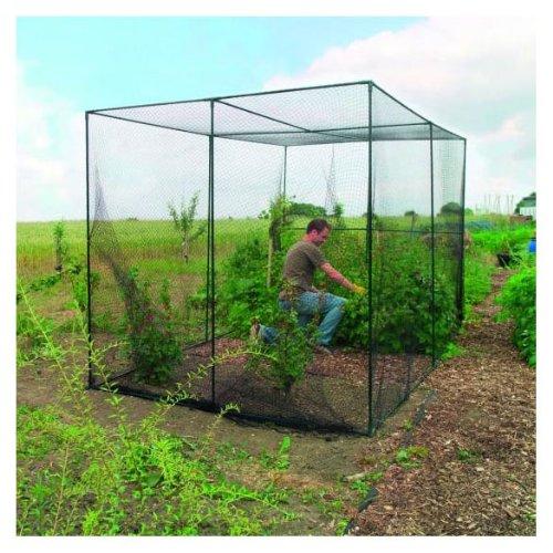 Gardman 7662 Fruit Cage Large, 118″ Long x 78″ Wide x 78″ High Review
