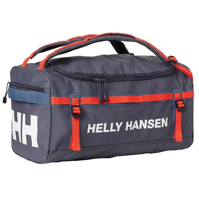 Helly Hansen HH New Classic Duffel Sac de Voyage, 45 cm, 30 liters, Gris (Nimbus Cloud)