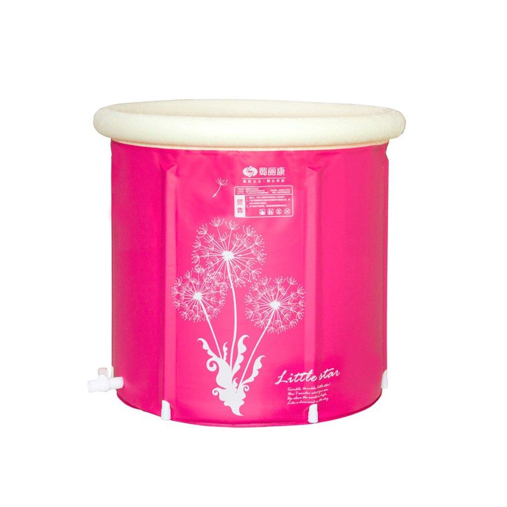 YONG SHOP- Gonfiabile Vasca Spesso adulti bambini pieghevole vasca da bagno del cotone della clip di isolamento antigelo ( dimensioni : 65*70cm )
