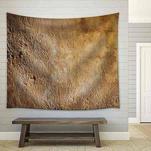 Ancient Withered Wall Grunge Texure Fabric Wall