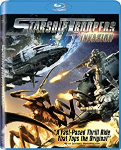 Cover Image for 'Starship Troopers: Invasion'