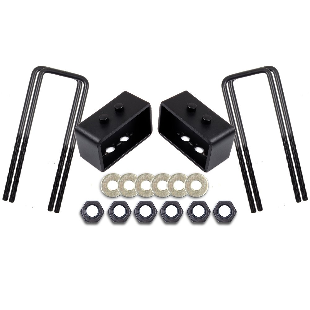 ECCPP Leveling Lift Kit Raise your vehicle 3'' Rear Leveling lift kit for Ford F150 2WD 4WD 2004 2005 2006 2007 2008 2009 2010 2011 2012 2013 2014 2015 2016 2017 2018