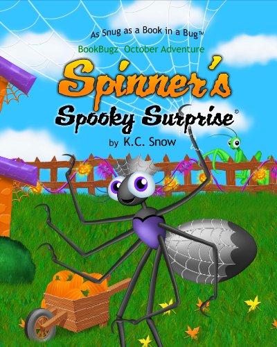 Spinner's Spooky Surprise (BookBugz Adventures)