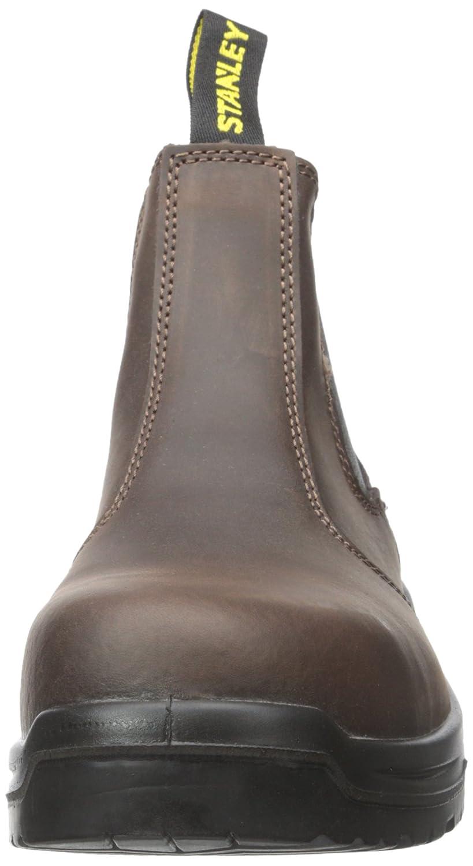 4e31a105306 Stanley Mens Dredge Steel Toe Industrial & Construction Shoe