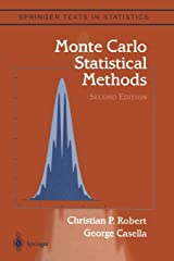 Monte Carlo Statistical Methods (Springer Texts in Statistics) Paperback