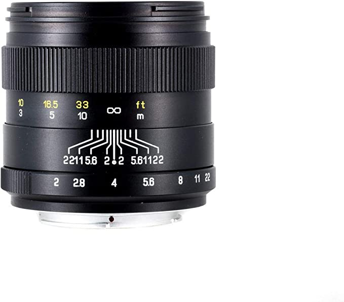 Zhongyi Mitakon Creator 85mm F Kamera