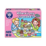 Orchard Where's My Cupcake Matching, Memory and Sharing Game