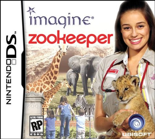 Imagine: Zookeeper - Nintendo -