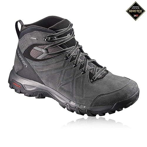 Salomon Evasion 2 Mid LTR GTX, Calzado de Senderismo y multifunción para Hombre: Amazon.es: Zapatos y complementos