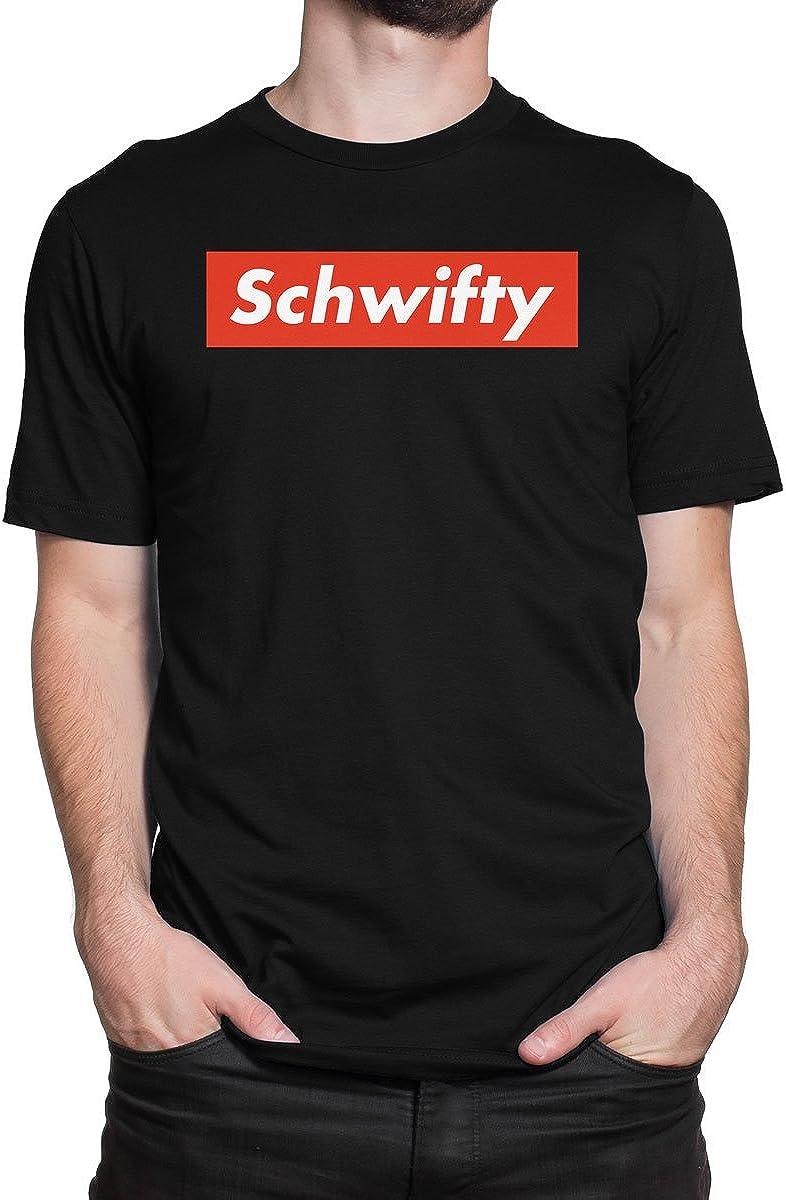Short-Sleeve Unisex T-Shirt Schwifty x Supreme