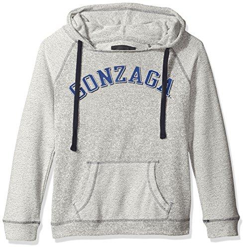 NCAA Horizon Damen Rückseite Sleeve und Pocket Kapuze, Damen, Horizon, Pepper/Navy, Large