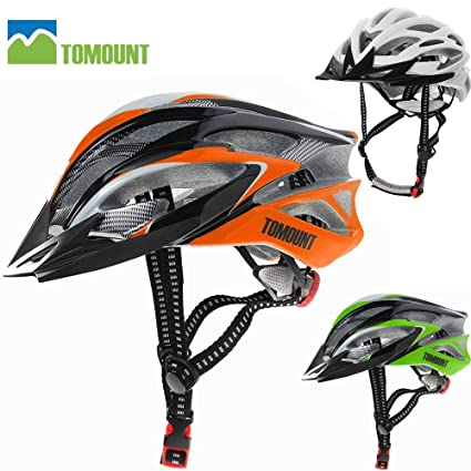 598d66837 Image Unavailable. Image not available for. Color  Jhin Stella Bicycle  Helmet - Bicycle Helmets Cycling Ultralight MTB Bike Racing Helmets for Men  and