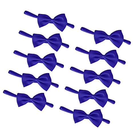 10pcs Corbata de Lazo para Niños Decoración de Hogar Juguete ...