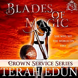 Blades of Magic: Crown Service, Book 1 Audiobook
