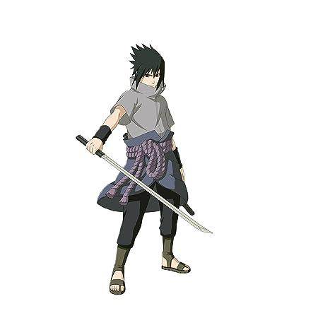Fabulous Poster Cartel Sasuke Uchiha Katana Manga Naruto ...