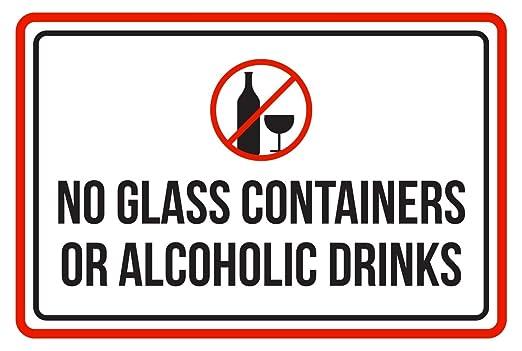 No envases de vidrio o bebidas alcohólicas piscina Spa ...