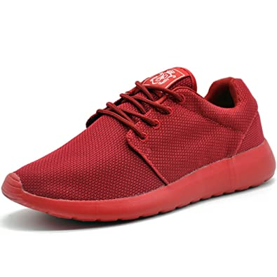 057e1a62fc5e KENSBUY Breathable Comfortable Lace-up Running Shoes (8 M US Men