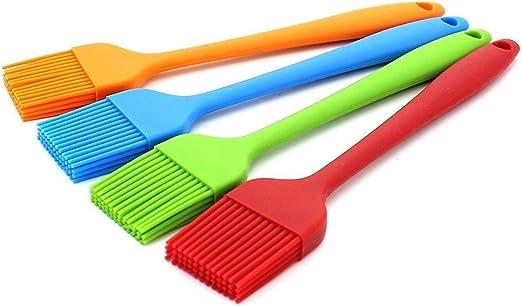 Silikon Backpinsel Küchenpinsel Silikonpinsel Bratenpinsel Grillpinsel