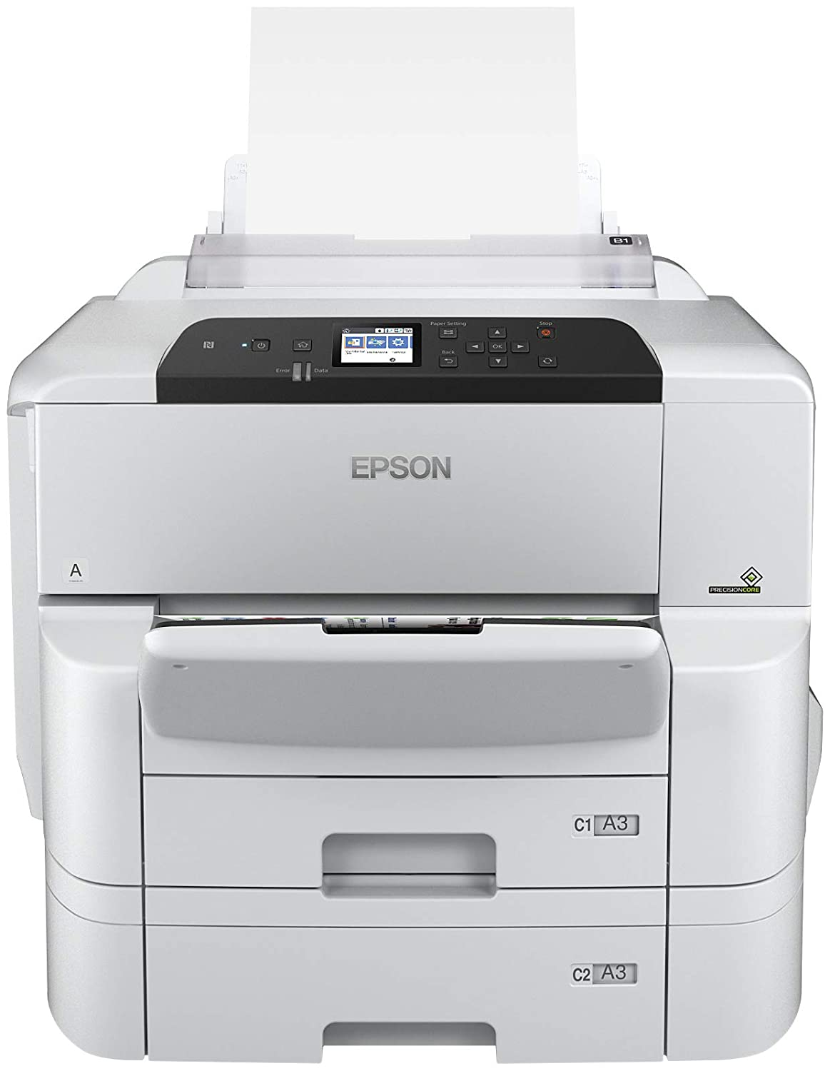 Epson Workforce Pro WF-C8190DTW Color 4800 x 1200DPI A3 WiFi ...