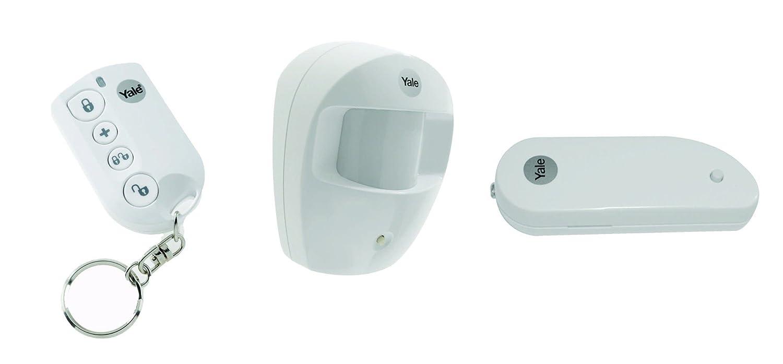Yale Wireless WiFi Home Property Security System Alarm: Amazon.co.uk ...
