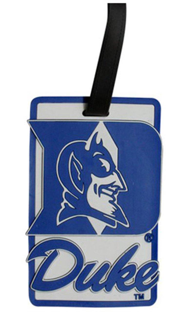 DukeブルーDevils – NCAA Soft Luggageバッグタグ B0036M1QWU