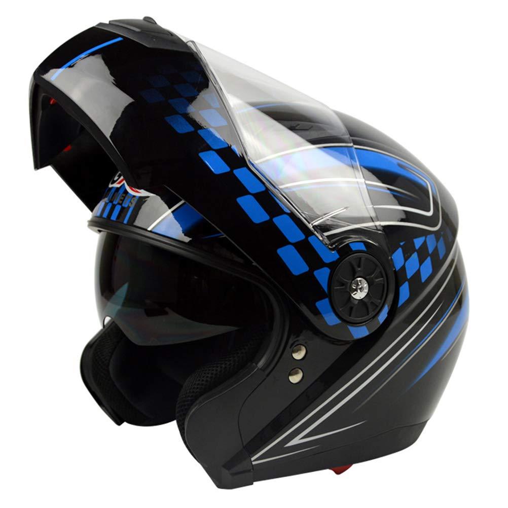 SJZC Casco Moto Cascos Jet De Mujer Ascos Motos Scooter Visera