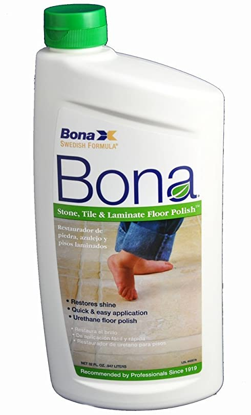 Bona X Stone, Tile U0026 Laminate Floor Polish