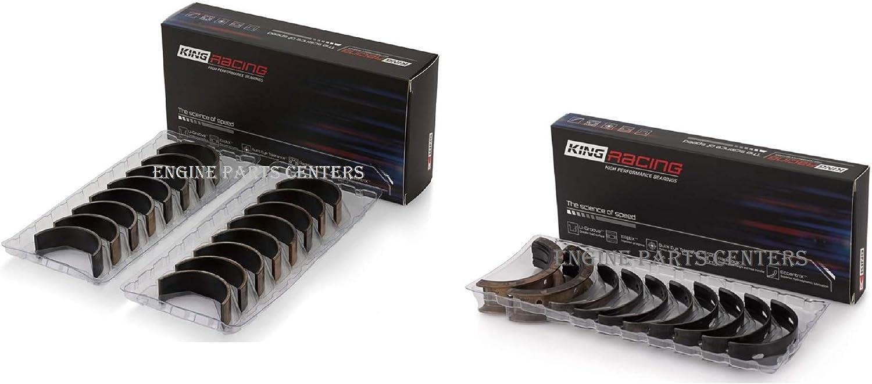 ACL Race Rod+Main Bearings for Subaru WRX STi EJ20 EJ25 w//52mm+#5 thrust STD