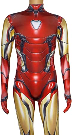 CAKGER El superhéroe de rol compleja Pieza de baño Vengadores Iron ...