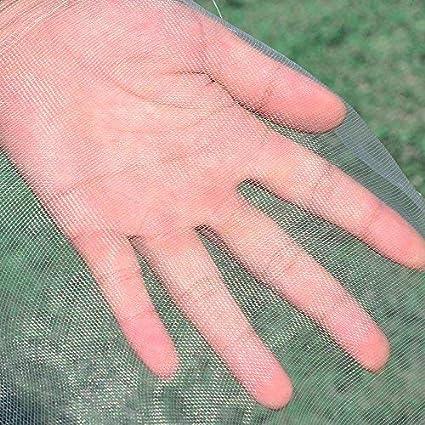 Pflanzenschutznetz f/ür Gem/üse Vogelnetz M/ücken Gartennetz Pflanzen Wachstunnel Insekten Venus valink Garten-Orchard Anti-Insektennetz Blumen feines Netz 1.2 * 5m Obst