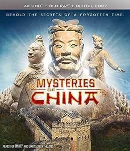 IMAX: Mysteries Of China (4K UHD / Bluray) [Blu-ray]