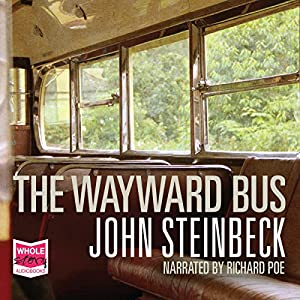 The Wayward Bus Audiobook