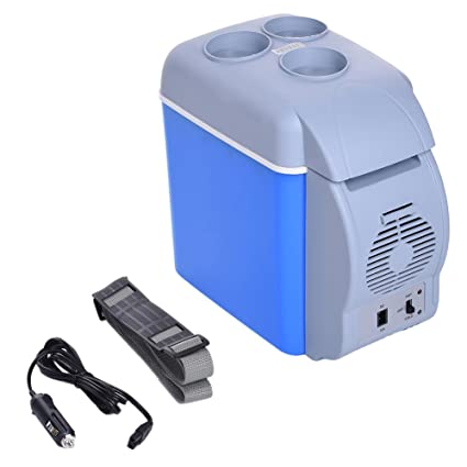 Amazon.es: LianLe - Nevera eléctrica para coche (capacidad de 7, 5 ...