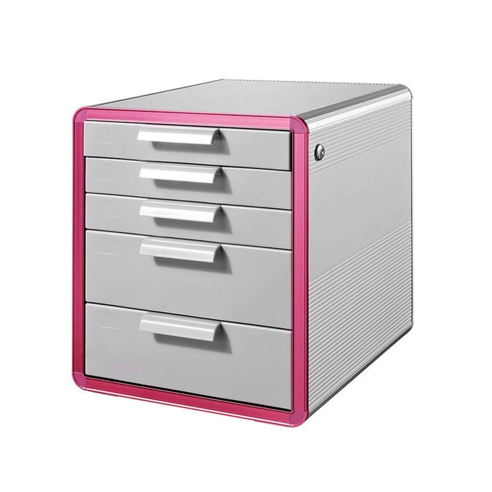 File Cabinet Drawer Cabinet Desk Organizer - Filing& Organizing Paper Documents, Tools, Kids Craft Supplies - Home Office Desktop File Storage Box for Home Office by Opbsite