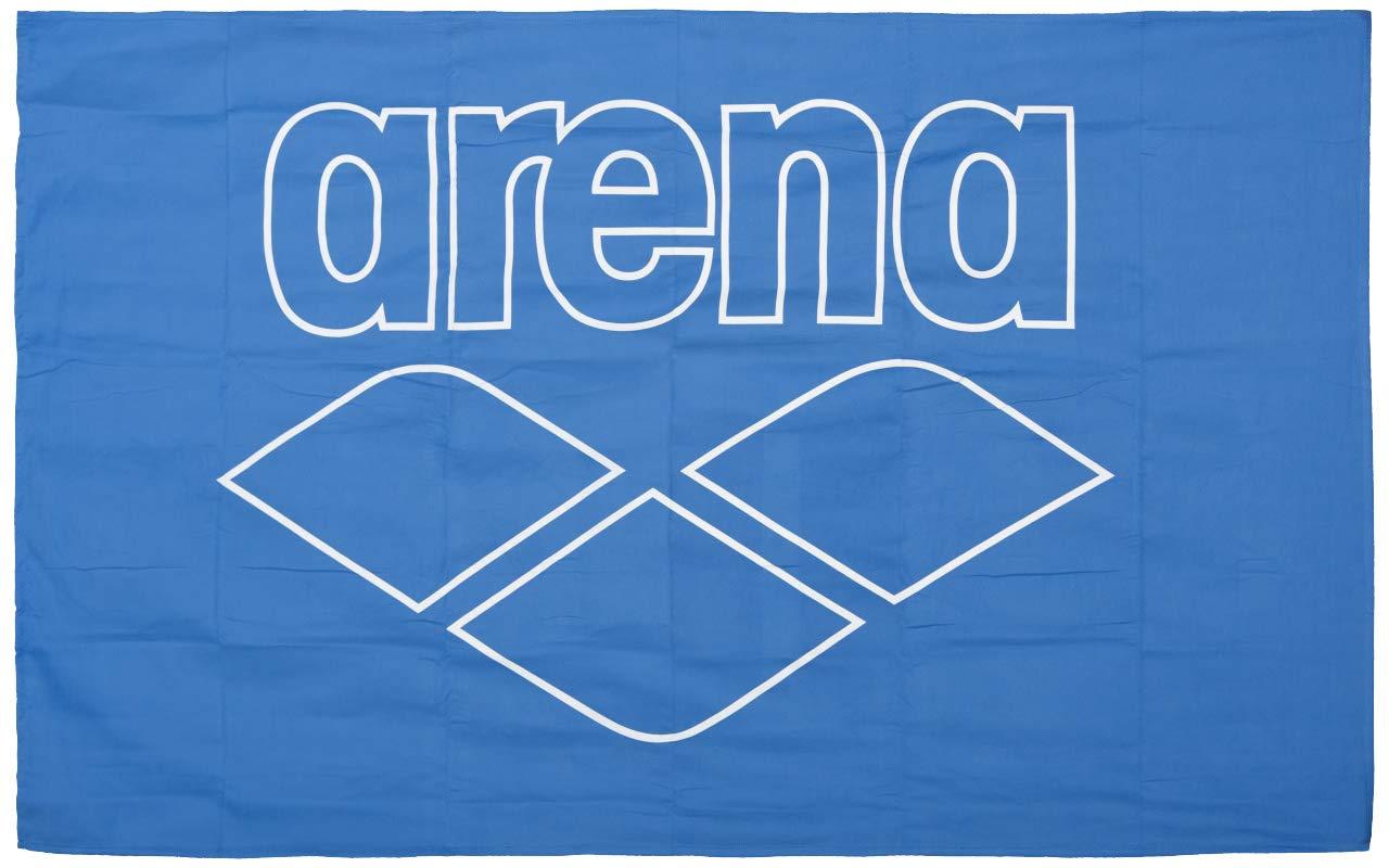 Bleu Royal-Blanc arena Pool Smart Towel Serviette Bain Mixte Adulte TU