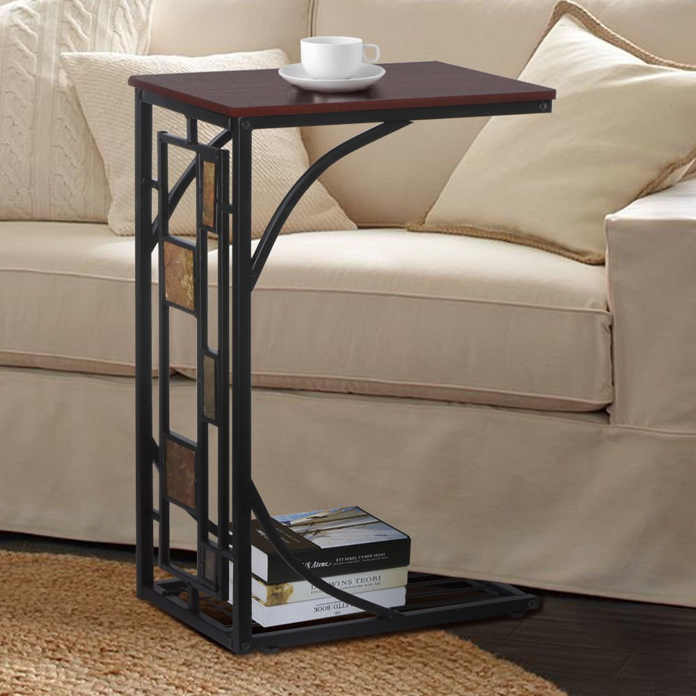 Amazon Com New Coffee Tray Side Sofa Table Couch Room Console  ~ End Tables And Sofa Tables